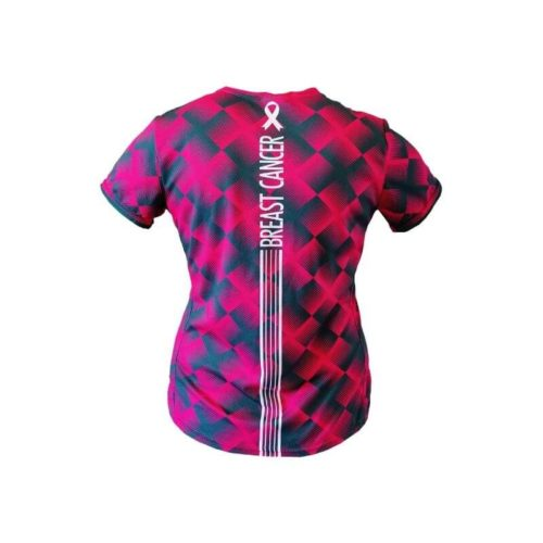 dragonfly tri running shirt pink back