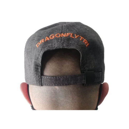 dragonfly tri summit cap black back